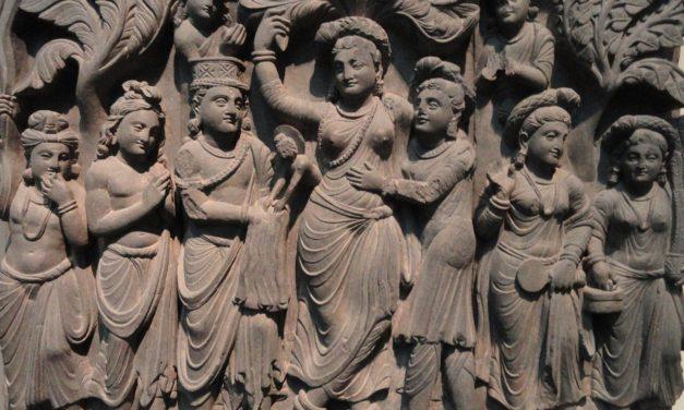 The Buddha's Birth: Ajahn Jayasāro Reads Grevel Lindop