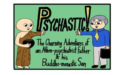 Psychastic #12: Rebirth