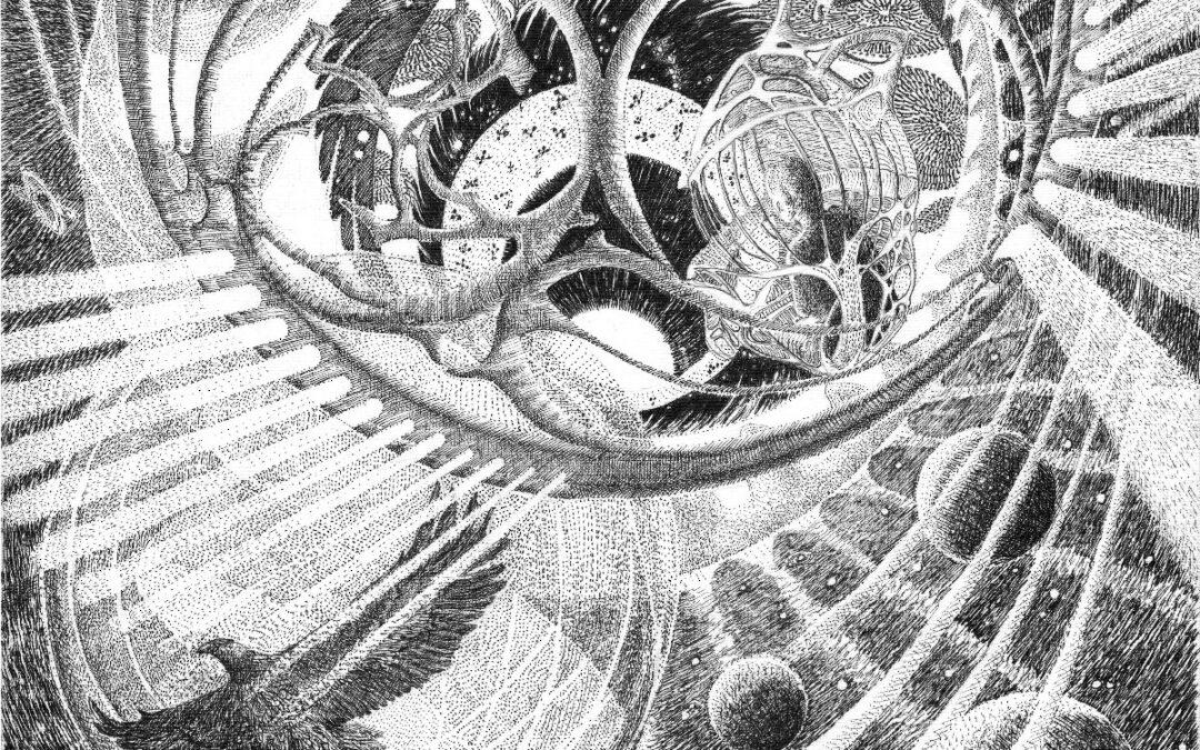 Thiteria: Drawings by Ajahn Thitadhammo, Chapter 1