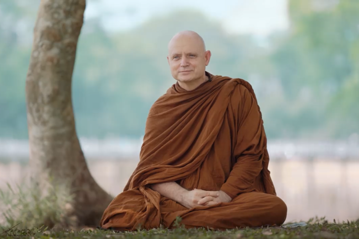 Q & A with the Buddhist Community at Stanford | Ajahn Jayasaro