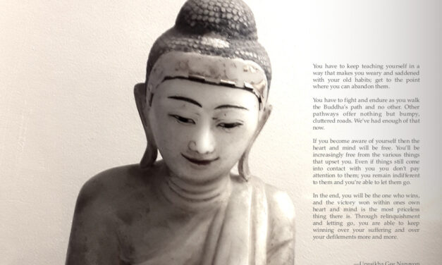 Dhamma Whispers: Visions of the Teaching