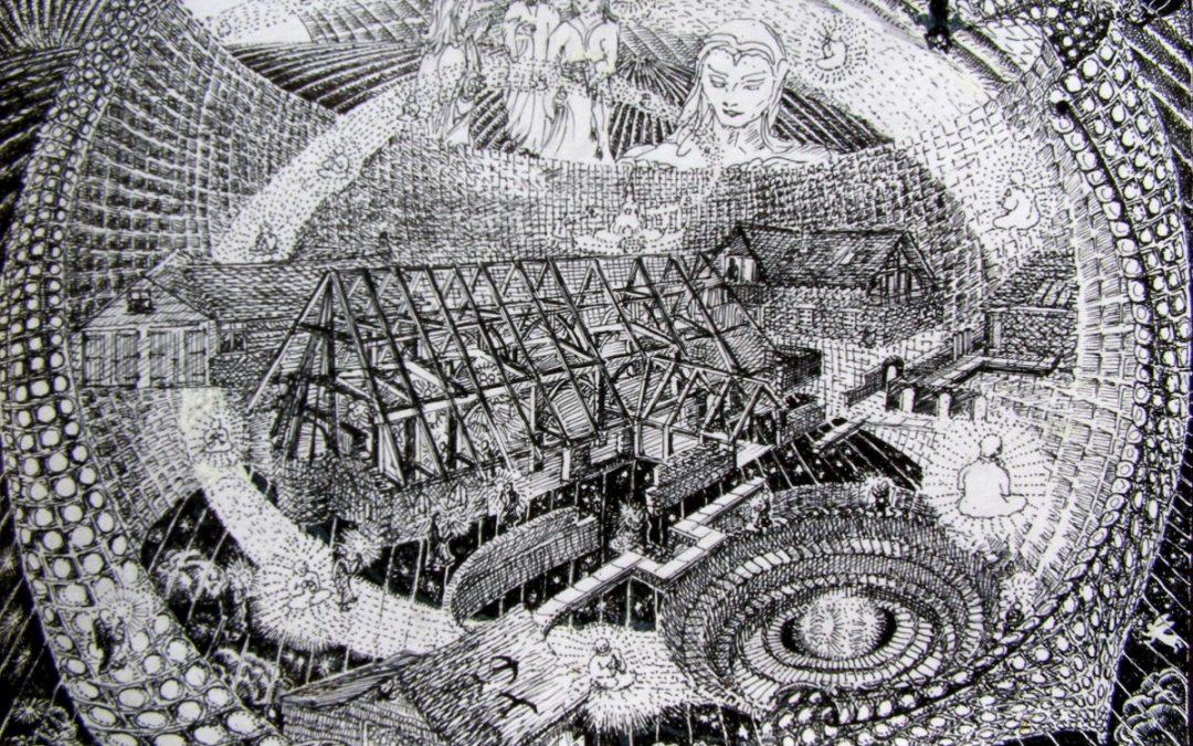 Thiteria: Drawings by Ajahn Thitadhammo, Chapter 2